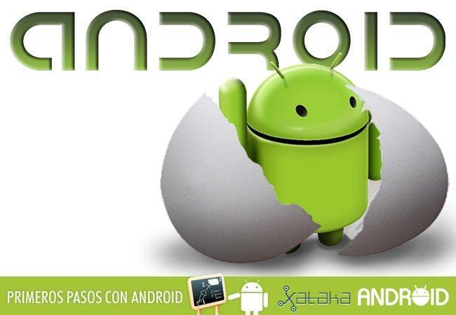 Primeros pasos con Android