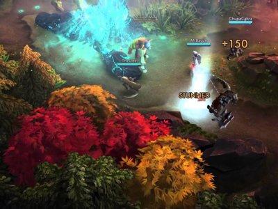 Vainglory, el famoso MOBA especial para pantallas táctiles llega a Android