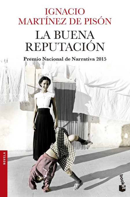 Portada La Buena Reputacion Ignacio Martinez De Pison 201511171150