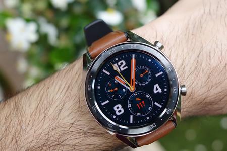 Este smartwatch Huawei tiene una sorprendente autonomía y un precio muy asequible en El Corte Inglés: 99 euros