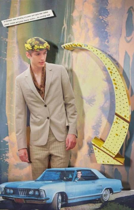 Foto de 'Real fantasies', una nueva campaña de Prada para este verano (9/13)