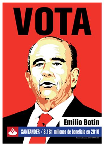#tururu a la Junta Electoral y pegada colectiva de carteles en Sol