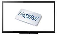 PayPal podrá usarse como sistema de pagos a través del sistema HbbTV