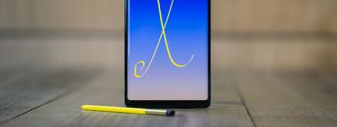 Samsung Galaxy Note 9 a mitad de precio en los Happy Internet Days de eBay: 503,99 euros