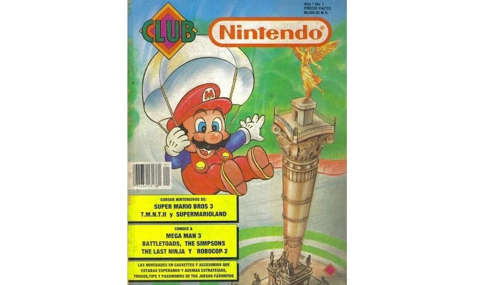 Club Nintendo, así despedimos a la icónica revista mexicana