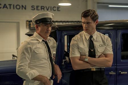 Personajes Reales Hollywood Netflix Ryan Murphy Gasolinera