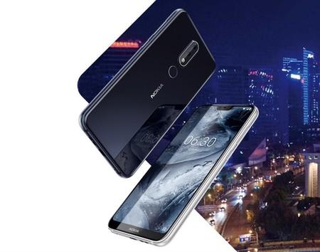 Nokia X6 de 64GB, con Android One y cámara dual, por sólo 180 euros utilizando este cupón de descuento