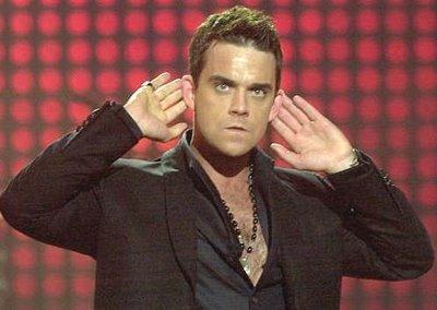 Robbie Williams, las fobias y el abducido
