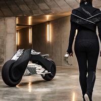 Así es la moto del futuro de BMW: Motorrad Vision Next 100