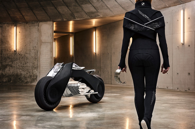 Bmw Motorrad Vision Next 100 Concept 04