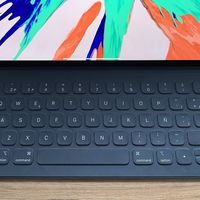 El teclado para iPad Smart Keyboard Folio incorpora controles por gestos en la última patente de Apple
