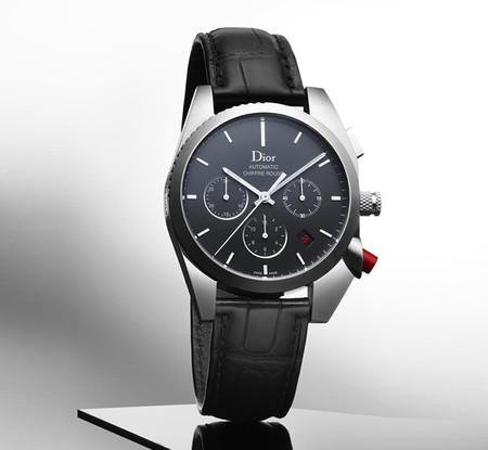 Chiffre Rouge, el reloj más masculino de Dior