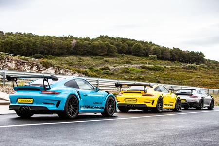 Porsche 911 GT3 RS y GT2 RS 2018