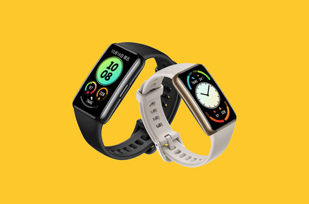 Huawei Band 6 Pro: NFC y medición de temperatura en la pulsera cuantificadora más completa de la marca