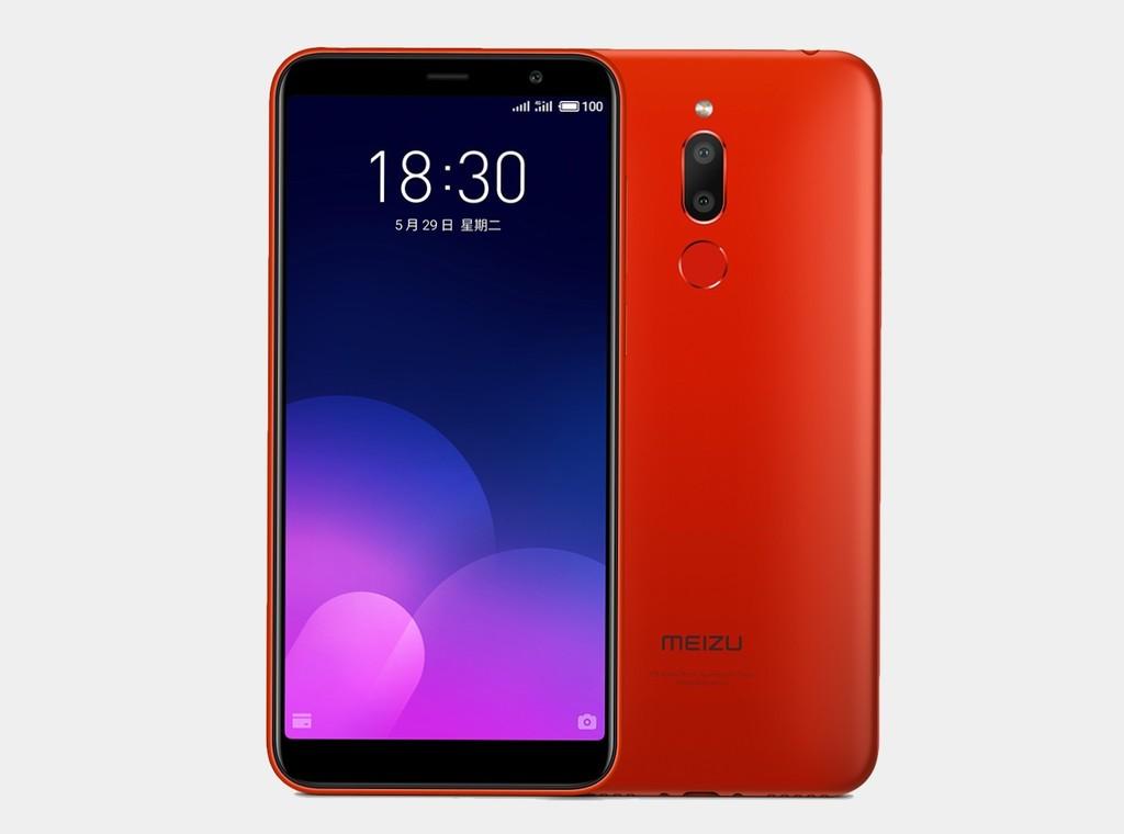 Meizu 6t Rojo