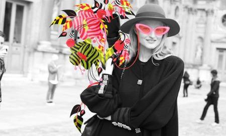 El desfile de la colección primavera-verano 2013 de Louis Vuitton by Marc Jacobs