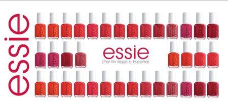 Essie Blog: unas manos de lujo y a todo color