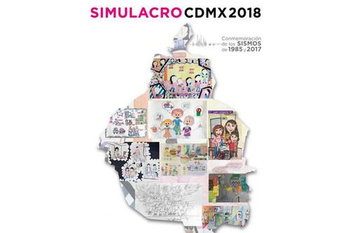 Todo lo que debes saber sobre el homenaje y el macrosimulacro de los sismos del 19 de septiembre en México