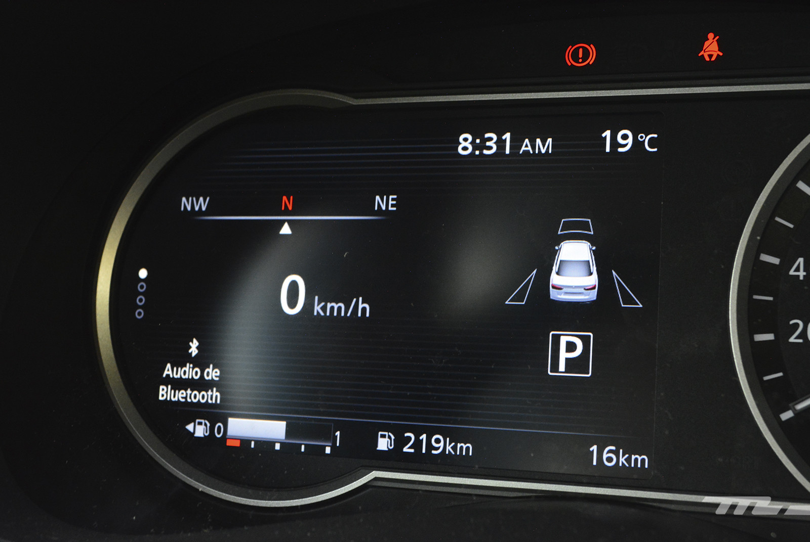 Foto de Nissan Versa 2020 (prueba) (26/28)