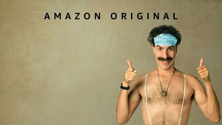 Borat 2 Amazon Prime Video