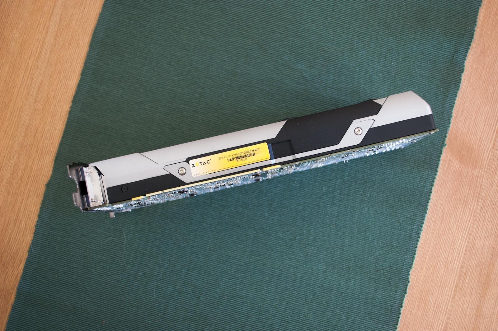 Foto de NVidia GTX 780, análisis (12/15)