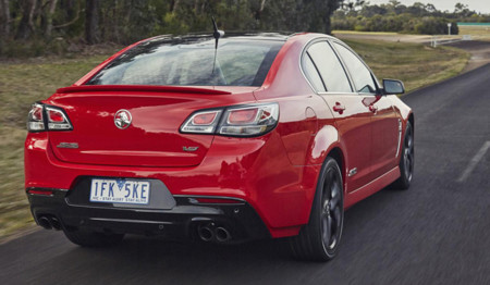 Holden Commodore VFII
