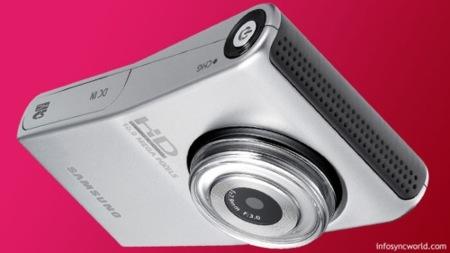 Samsung HMX-U10, grabación sencilla en alta resolución