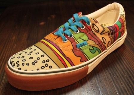 Vans y Colette, otra colaboración brillante en forma de zapatilla