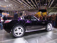 Opel GT, Cabrio of the Year 2007 en Ginebra