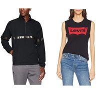 Chollos en tallas sueltas de pantalones, camisetas y sudaderas de marcas como Levi's, The North Face o Jack & Jones en Amazon