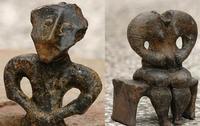 Minifaldas en la prehistoria
