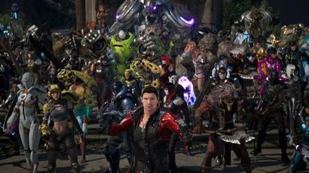Ojo, Epic Games ha publicado los assets de Paragon, valorados en 12 millones de dólares... ¡GRATIS!