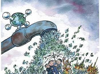 Los gobiernos no pueden reemplazar al sector privado