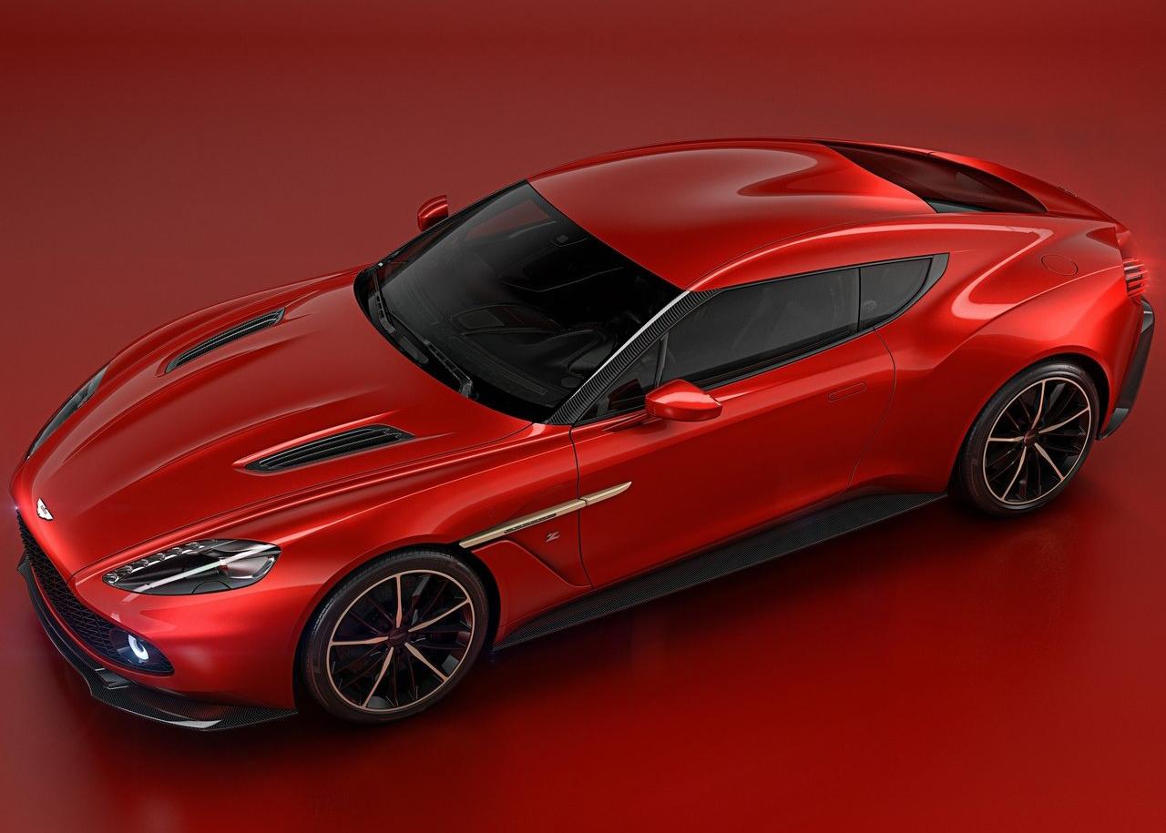 Foto de Aston Martin Vanquish Zagato Concept (2/9)