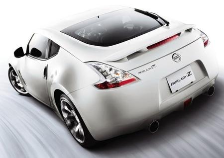"Nissan 370Z: paquete ""Stylish"" para Japón"