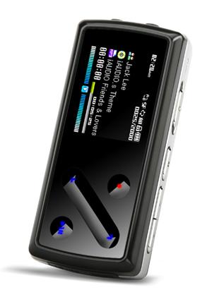 Cowon iAudio 7 y  D2, con gran capacidad