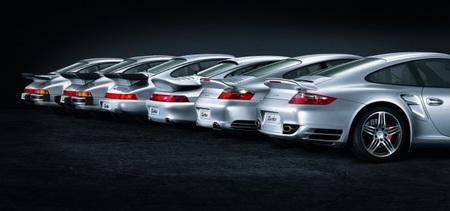 Porsche celebrará el 50 aniversario del 911 con una serie especial