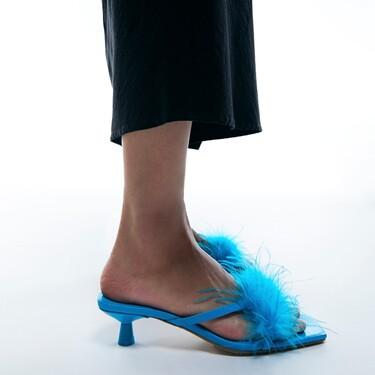 Clonados y pillados: esta fantasía de sandalias de Zara se inspira en otra fantasía de Bottega Veneta