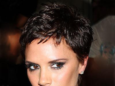 Peinados de famosas con el pelo corto