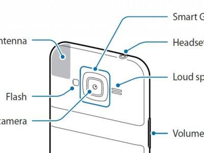 Samsung se lleva el LED notificaciones a la parte trasera, en forma de anillo alrededor de la cámara