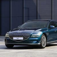 El Genesis G80 es el primer coche eléctrico de Génesis: 370 CV, techo solar y mucho lujo