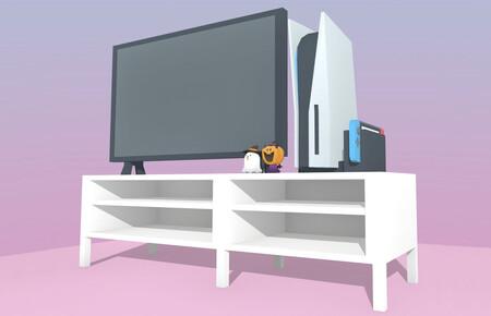 PS5 y Xbox Series asaltan el salón: estas ilustraciones muestran el tamaño que ocuparán las nuevas consolas en casa