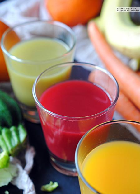 Nuevas tendencias en zumos naturales para una alimentación más sana