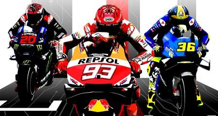 Análisis de MotoGP 21: el motociclismo de nueva generación se vive desde dentro, luce de escándalo y se siente en las manos