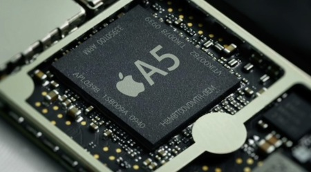 nuevo iPod touch 2012 A5 chip