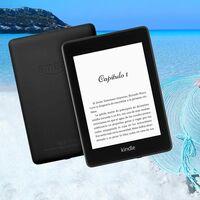 Llevar todos tus libros a la playa ocupa muy poco espacio y cuesta menos con el Kindle Paperwhite. Ahora en oferta en Amazon por 109,99 euros