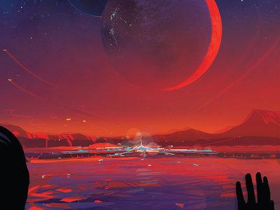 Los chulísimos posters pop de la NASA para divulgar qué es Trappist-1 y por qué es tan importante