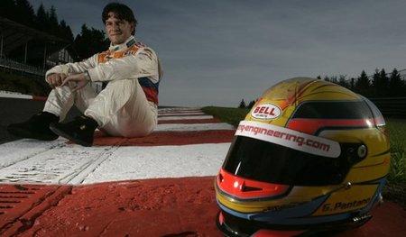 Giorgio Pantano colaborará en el desarrollo del monoplaza del GP2/11
