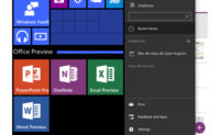Las aplicaciones para Windows 10 empiezan a ponerse a punto, OneNote ya no es Preview