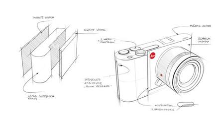 Leica-T design